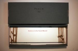 psalm 22 book in box