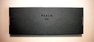 psalm 22 box