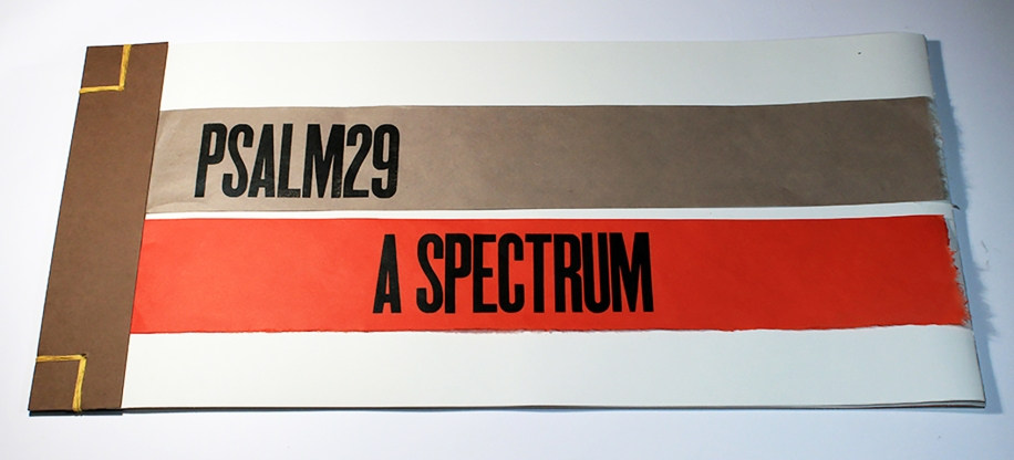 Spectrum Front Cover